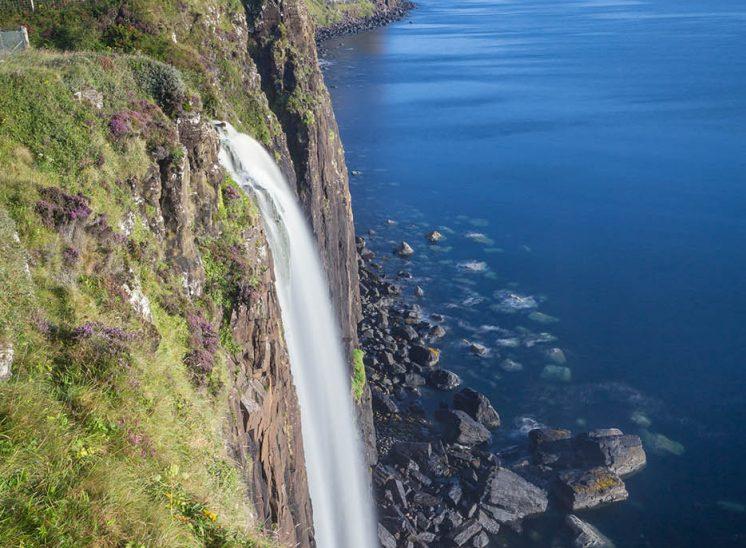 Kilt Rock - Ile de Skye