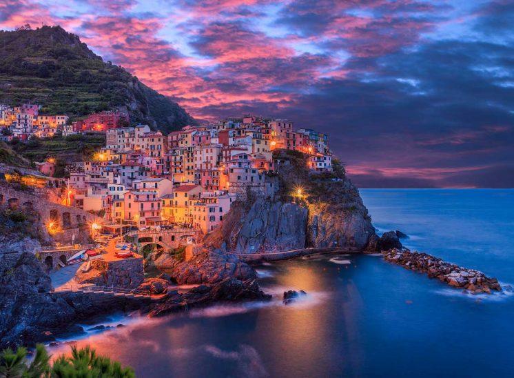 Manarolla, Italie