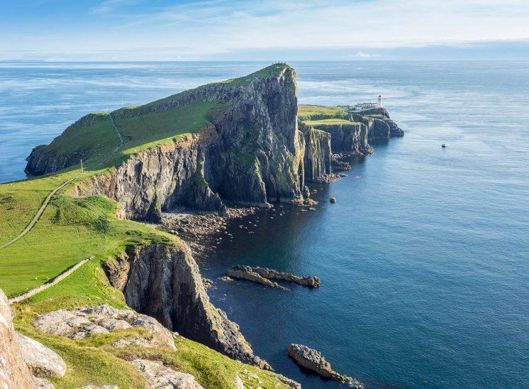 Neist Point - Ile de Skye