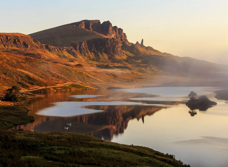 Old Man of Storr - Ile de Skye