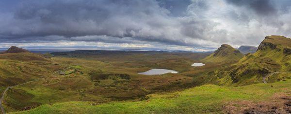 Le Quiraing - Photographie Panoramique