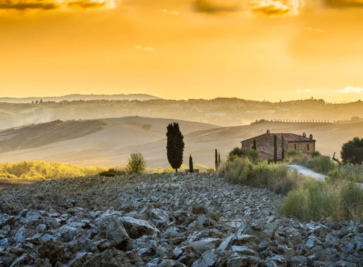 L'été en Toscane