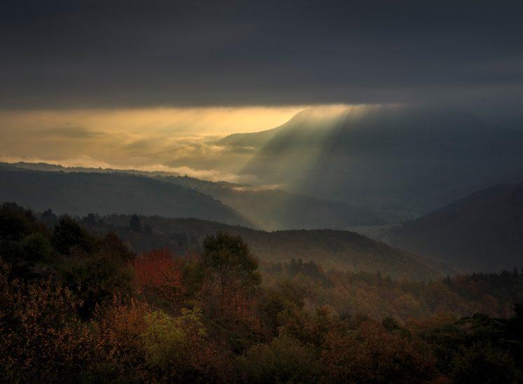 Lumière de l'automne
