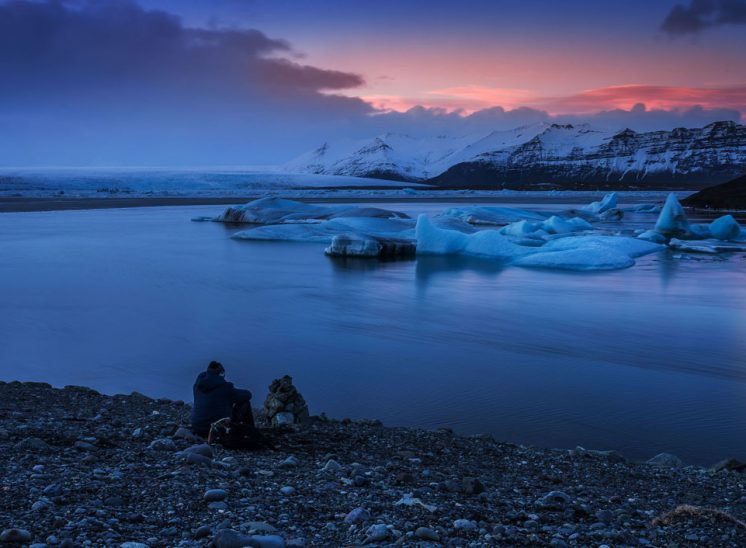 Jokulsarlon- Islande