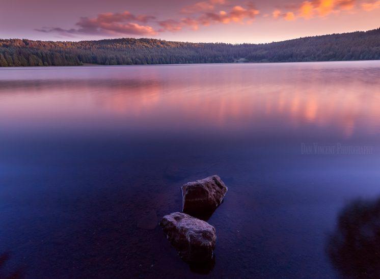 Le Lac du Bouchet - Auvergne
