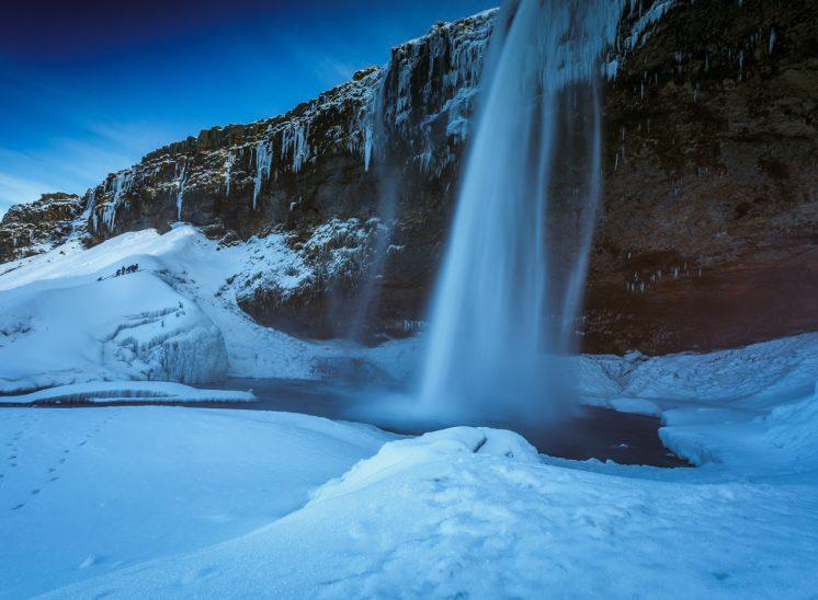 Waterfall - Islande