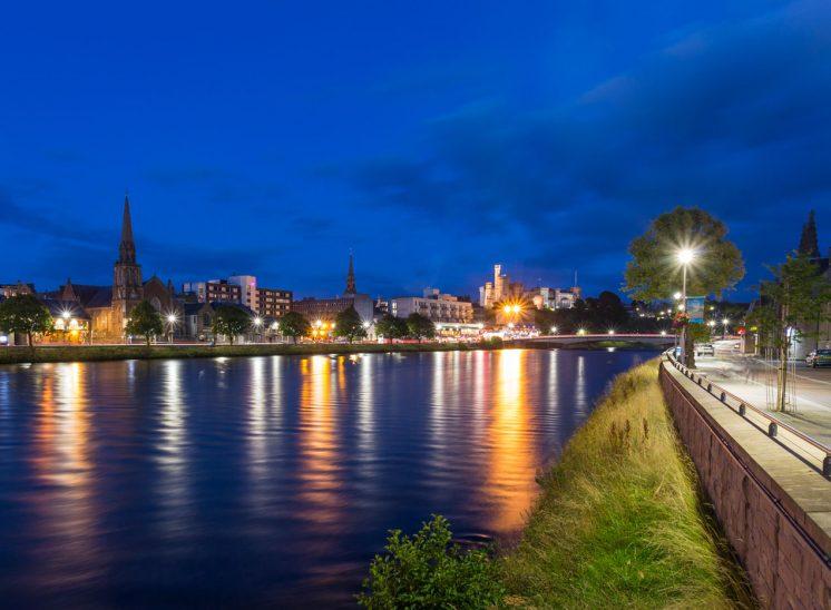 Heure Bleue à Inverness