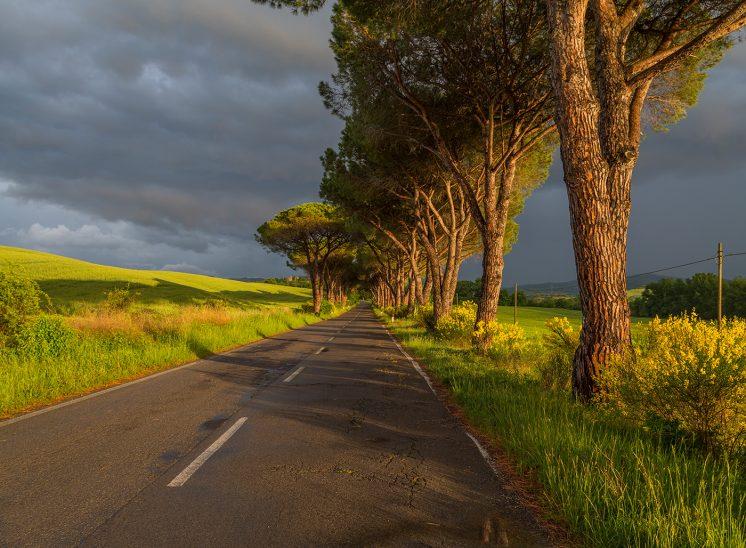 Route Toscane